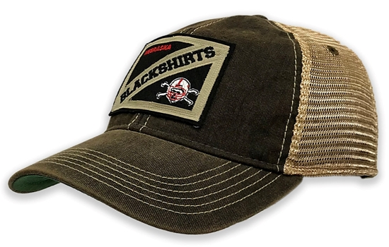 Picture of Nebraska OFX Old Fav Hat | Stretch Fit