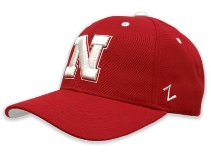 Picture of Nebraska Z Competitor Hat | Velcro
