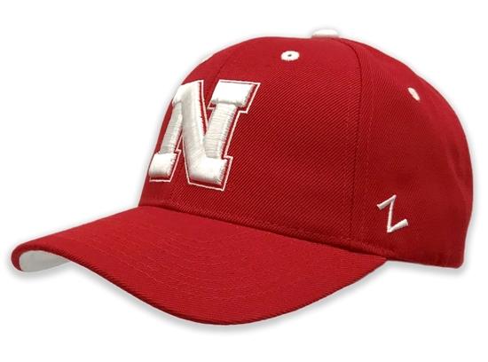 Picture of Nebraska Z Competitor Hat   Velcro