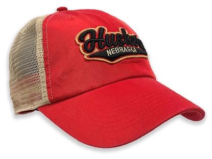 Picture of Nebraska Two Tone Hat | Snapback