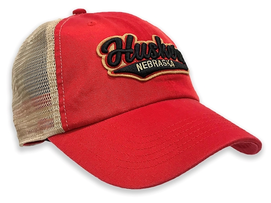 Picture of Nebraska Two Tone Hat | Snapback