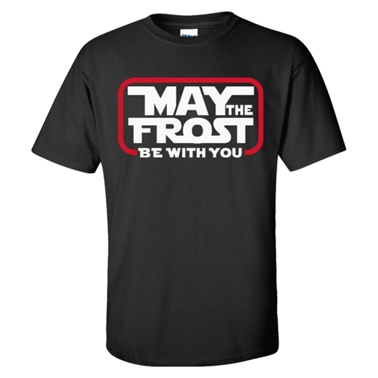 Picture of May the Frost Be With You Short Sleeve Shirt