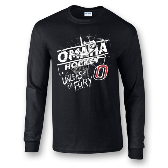 Picture of UNO Fury Glass Long Sleeve Shirt (UNO-HOCKEY-001)