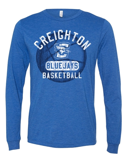 Picture of CU Bluejays Basketball Long Sleeve