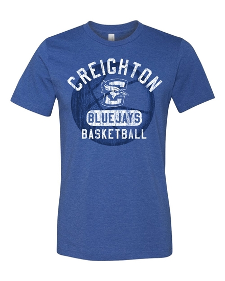 Picture of CU Bluejays Basketball Short Sleeve
