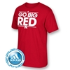 Picture of Nebraska Adidas® Youth Go Big Red Short Sleeve Shirt