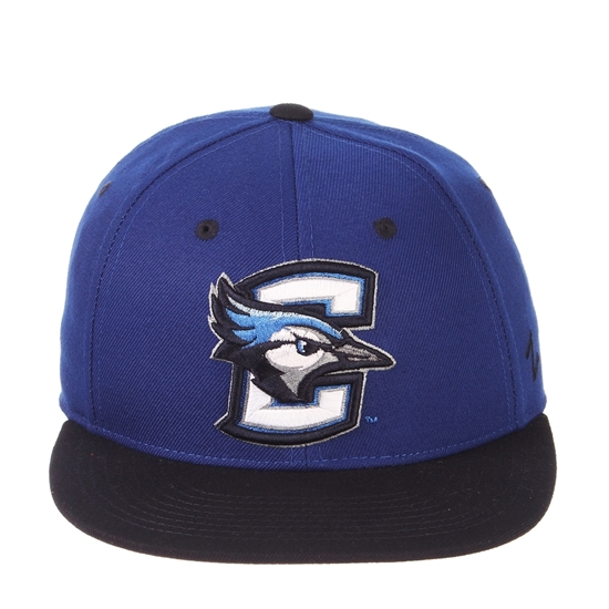 Picture of Creighton Z Classic C Bird Hat | Fitted