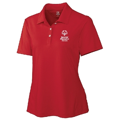 Picture of SONE -  Ladies Left Chest logo DryTec Kingston Pique Polo