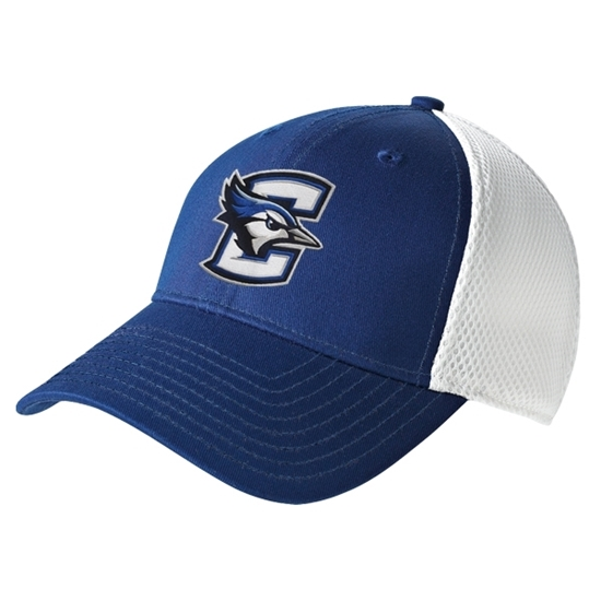 Picture of Creighton New Era® Stretch Mesh Hat
