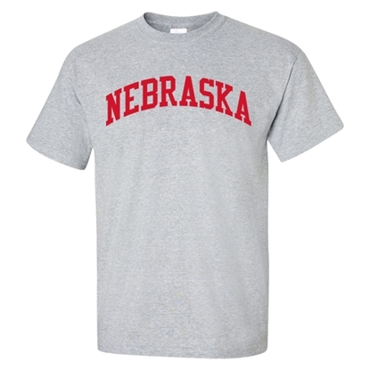Picture of Nebraska Short Sleeve Shirt (NU-012)