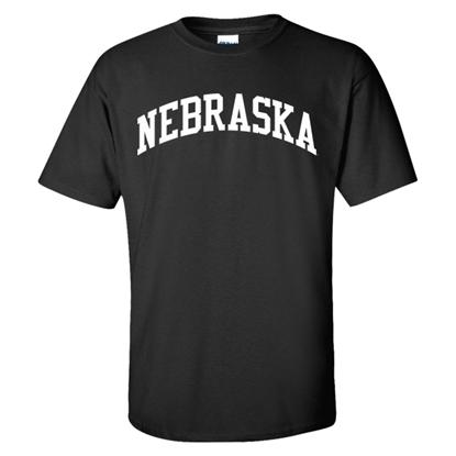 Picture of Nebraska Short Sleeve Shirt (NU-012)