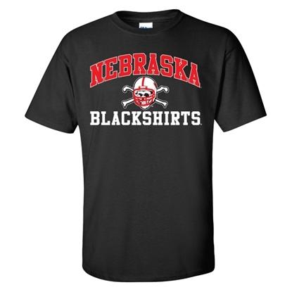 Picture of Nebraska Short Sleeve Shirt (NU-011)