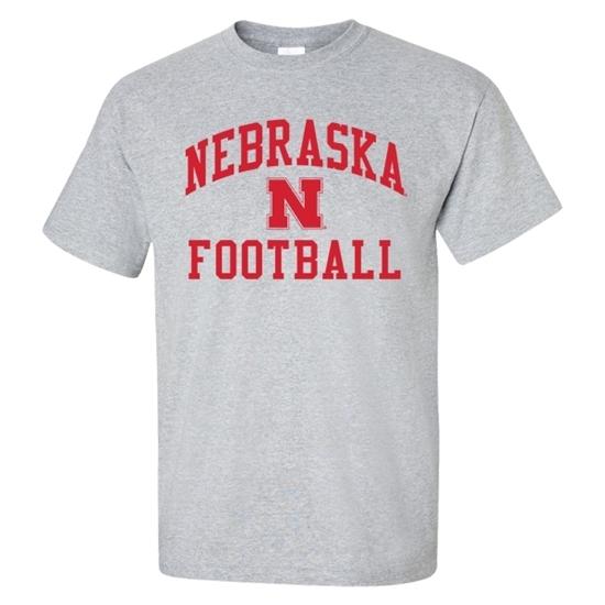 Picture of Nebraska Football Short Sleeve Shirt (NU-127)