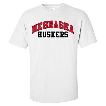Picture of Nebraska Short Sleeve Shirt (NU-018)