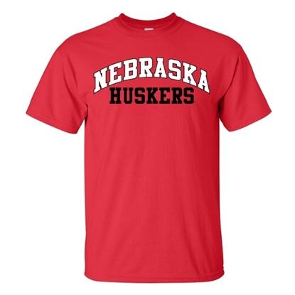 Picture of Nebraska Short Sleeve Shirt (NU-018)