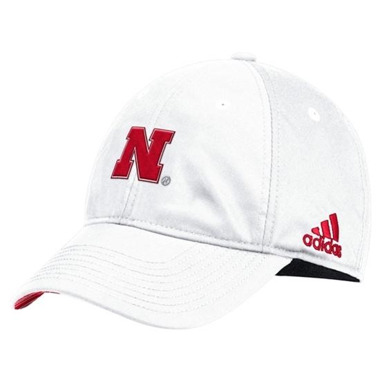 Picture of Nebraska Adidas® Slouch Flex Hat