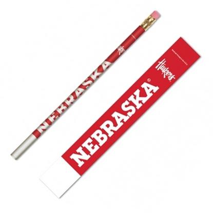 Picture of Nebraska 6-Pack Pencils