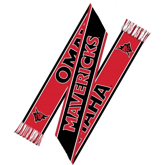 Picture of UNO Jacquard Knit Sports Scarf