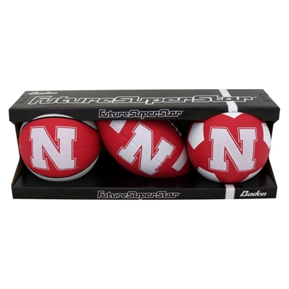 Picture of NU Baden® Future Superstar 3 Ball Pack