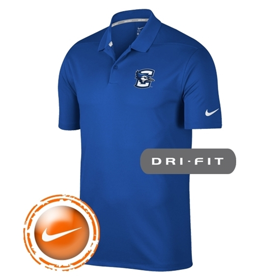 Picture of Creighton Nike® Golf Victory Solid Polo