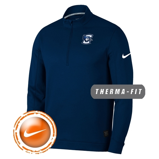 Picture of Creighton Nike® Golf Therma-Fit ½ Zip Pullover