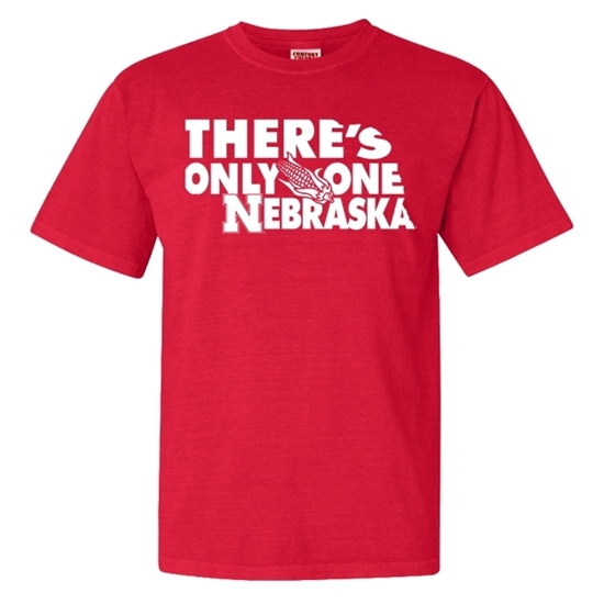 Picture of Nebraska Short Sleeve Shirt (NU-125)