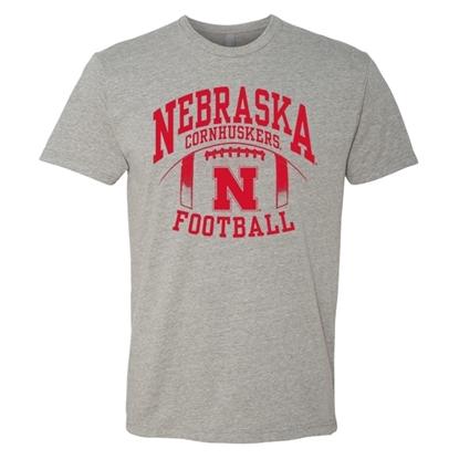 Picture of Nebraska Football Short Sleeve Shirt (NU-217)