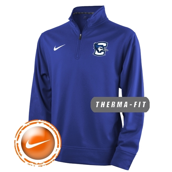 Picture of CU Nike® Youth Therma ¼ Zip Pullover