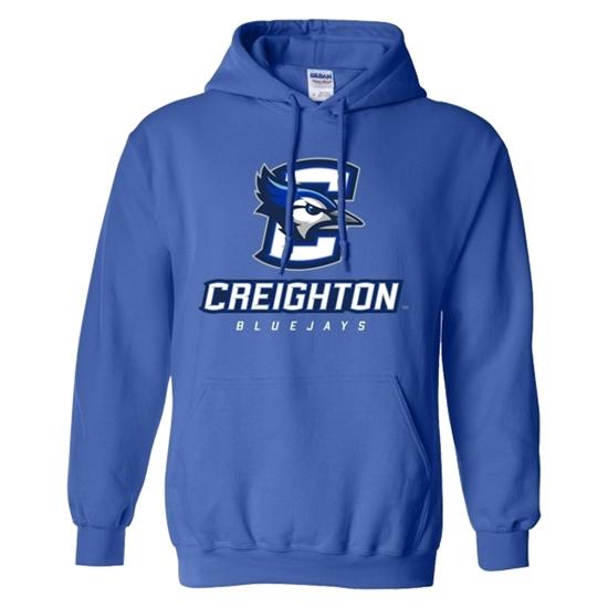 Picture of Creighton Hooded Sweatshirt (CU-025)