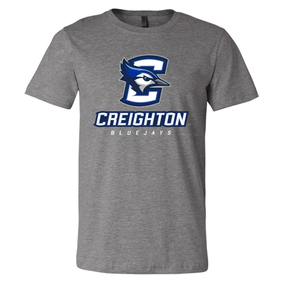 Picture of Creighton Soft Cotton Short Sleeve Shirt (CU-025)
