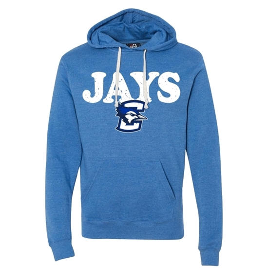Picture of Creighton Hooded Pullover Sweatshirt (CU-142)