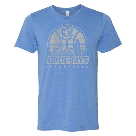 Picture of Creighton Basketball Soft Cotton Short Sleeve Shirt (CU-164)