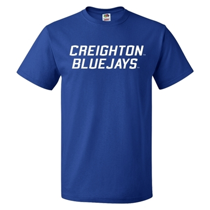 Picture of Creighton Bluejays Short Sleeve Shirt (CU-029)