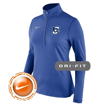 Picture of Creighton Nike® Ladies Tailgate Element ½ Zip Top