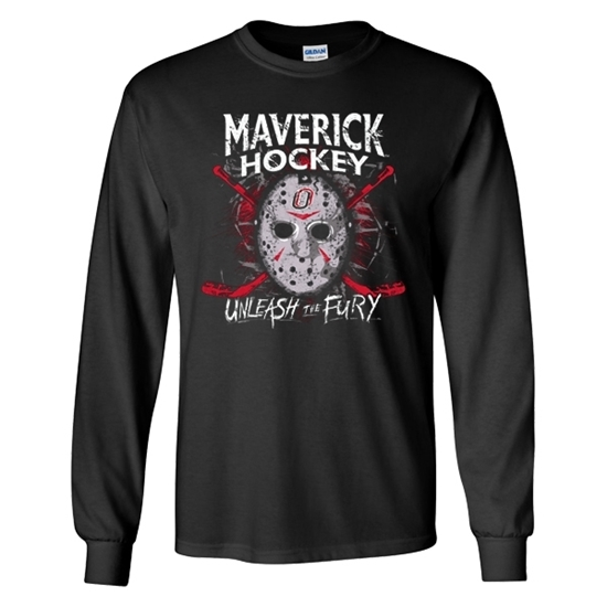 Picture of UNO Hockey Long Sleeve Shirt (UNO-Hockey-042)