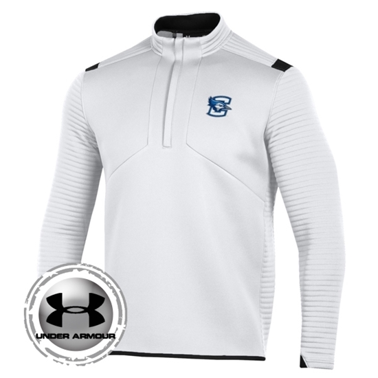 Picture of Creighton Under Armour® Daytona ¼ Zip Pullover