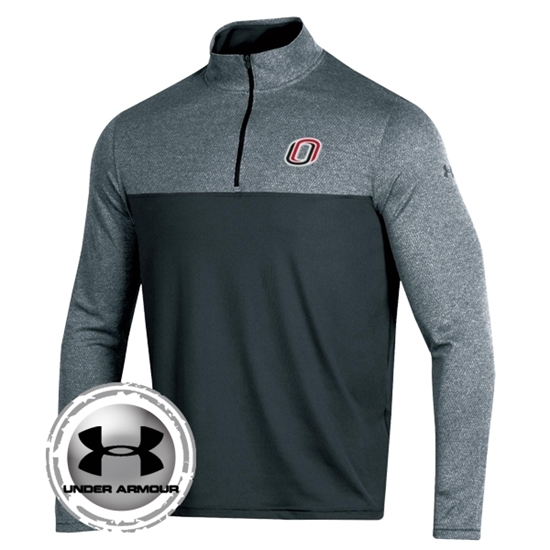 Picture of UNO Under Armour® Scratch Mock ¼ Zip Pullover