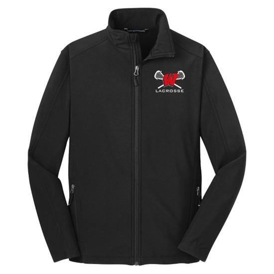 Picture of Westside Lacrosse Core Soft Shell Full Zip Jacket