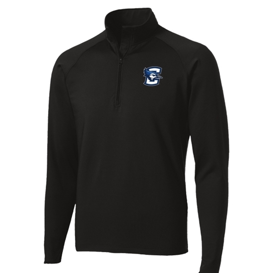 Picture of Creighton Sport Stretch ½ Zip Pullover