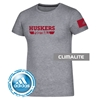 Picture of NU Adidas® Football Locker Room Short Sleeve Shirt
