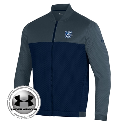 Picture of Creighton Under Armour® HD Full Zip Bomber Jacket