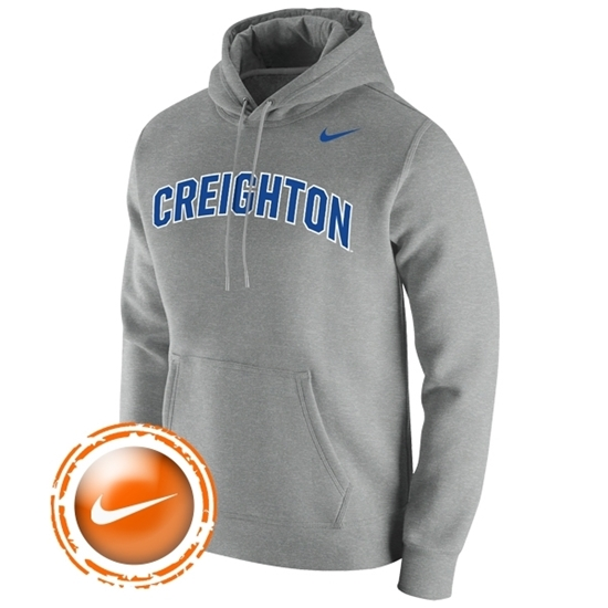 Picture of Creighton Nike® Club Fleece Hoodie