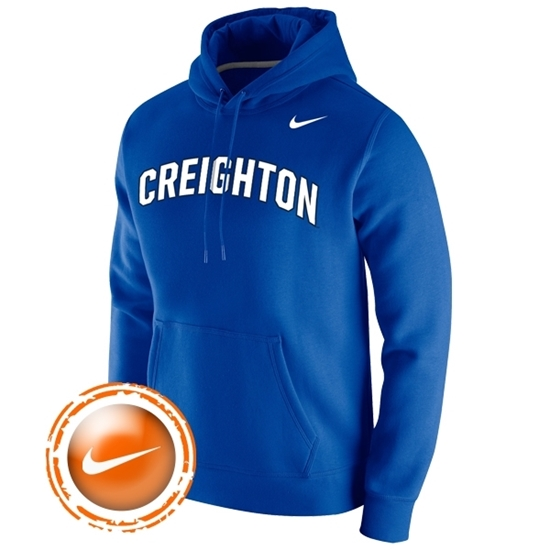 Picture of Creighton Nike® Club Fleece Hoodie