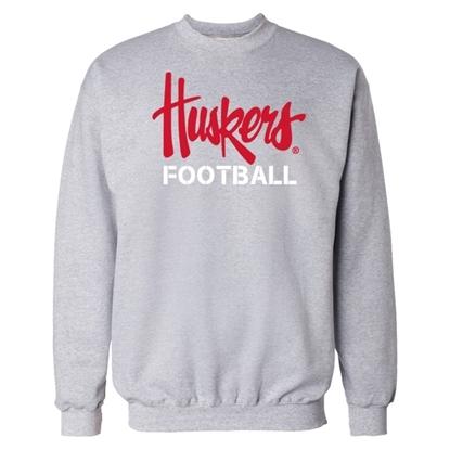 Picture of Nebraska Football Sweatshirt (NU-245)