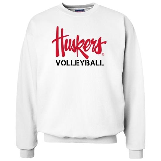 Picture of Nebraska Volleyball Sweatshirt (NU-246)