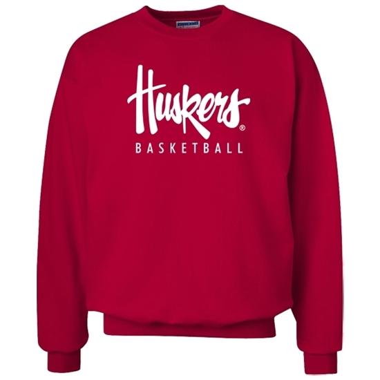 Picture of Nebraska Basketball Sweatshirt (NU-244)