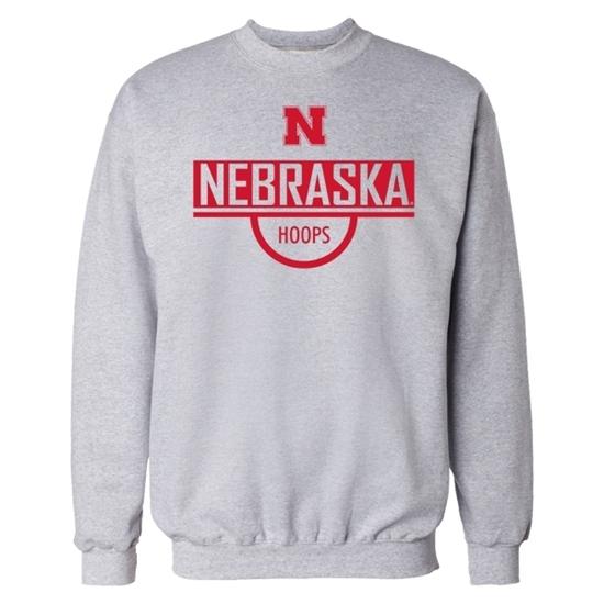 Picture of Nebraska Basketball Sweatshirt (NU-243)