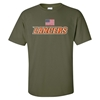 Picture of Lancers Hockey Military Night Short Sleeve Shirt (LANCERS-231)