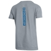 Picture of Creighton Under Armour® Youth Performance Cotton Short Sleeve Shirt