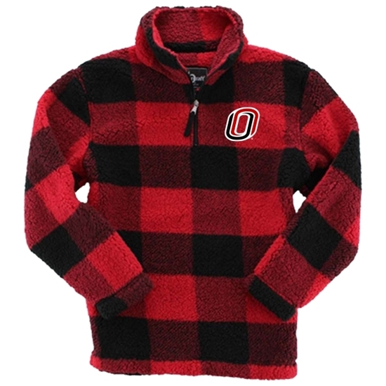 Picture of UNO Sherpa Fleece ¼ Zip Pullover